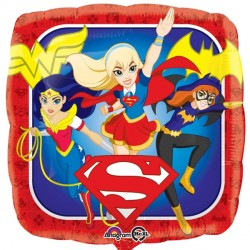 SUPER HERO GIRLS GROUP STANDARD S60 PKT
