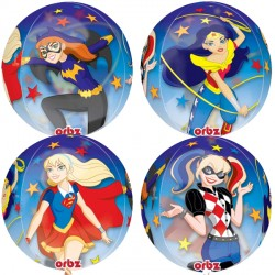 SUPER HERO GIRLS ORBZ G40 PKT