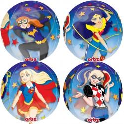 """SUPER HERO GIRLS ORBZ G40 PKT (15"""" x 16"""")"""