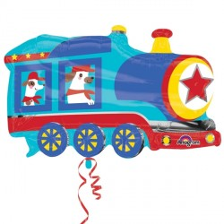 HAPPY TRAIN SHAPE P35 PKT
