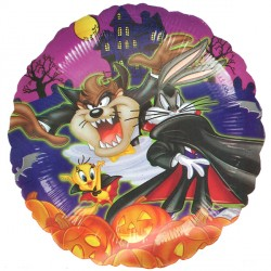 "LOONEY TUNES HALLOWEEN 18"" SALE"