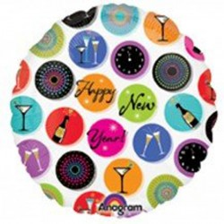 "NEW YEAR ICONS 18"" SALE"