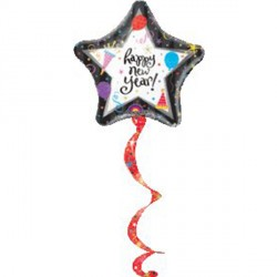 HAPPY NEW YEAR COIL TAIL AIRWALKER SALE