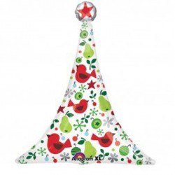 MODERN HOLIDAY TREE SHAPE SALE