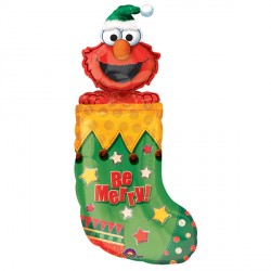 ELMO IN STOCKING DOO DAD SHAPE SALE