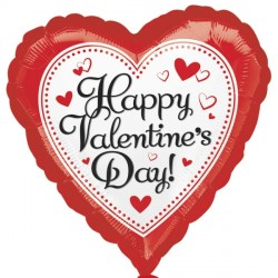 SIMPLY TRADITIONAL VALENTINE'S DAY STANDARD S40 PKT