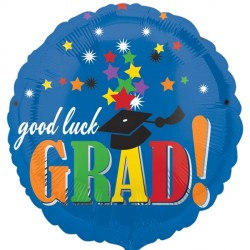 GOOD LUCK GRAD STARS STANDARD S40 PKT