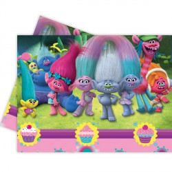 TROLLS TABLE COVER (1CT X 12 PACKS)