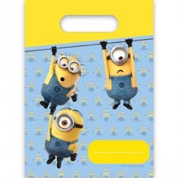 MINION PARTY BAGS (6CT X 48 PACKS)