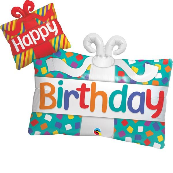 Alles Gute Zum Geburtstag Geschenke Geformt Qualatex 39