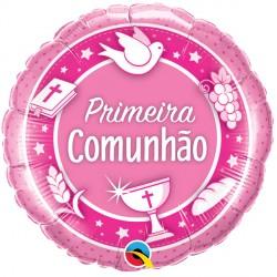 "COMUNHAO ROSA 18"" PKT (5CT)"