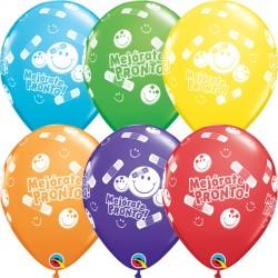 Mejorate Pronto Smiley Faces 11 Rainbow Assorted 50ct Balancebest