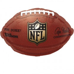 NFL FOOTBALL JUNIOR SHAPE STANDARD S60 PKT