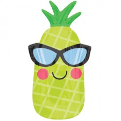 FUN IN THE SUN PINEAPPLE JUNIOR SHAPE STANDARD S40 PKT