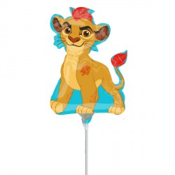 LION GUARD KION MINI SHAPE A30 INFLATED WITH CUP & STICK