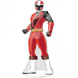 POWER RANGERS NNJA STEEL SHAPE P38 PKT