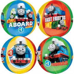 THOMAS & FRIENDS ALL ABOARD ORBZ G40 PKT