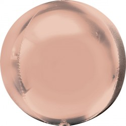 ROSE GOLD ORBZ G20 FLAT (3CT)