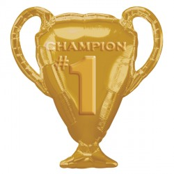 GOLD TROPHY CHAMPION NO.1 SHAPE P30 PKT