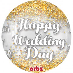 WEDDING CONFETTI ORBZ G20 PKT