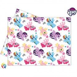 MY LITTLE PONY TABLE COVER (1CT X 6 PACKS)