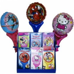 INFLATE-A-FUN COUNTER DISPLAY UNIT (HOLDS 60 INFLATE-A-FUN)