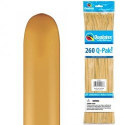 GOLD 260Q-PAK METALLIC (50CT)