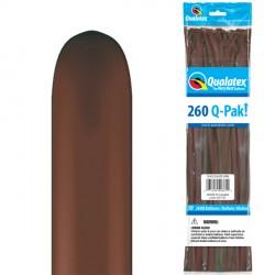 CHOCOLATE BROWN 260Q-PAK FASHION (50CT) LCO
