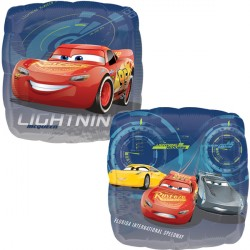 CARS 3 GANG SQUARE STANDARD S60 PKT
