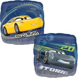 CARS 3 STORM & CRUZ SQUARE STANDARD S60 PKT