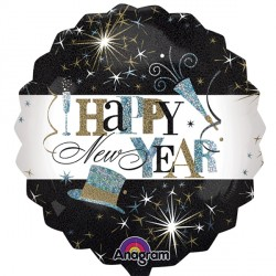 ELEGANT CELEBRATION NEW YEAR JUMBO P33 PKT