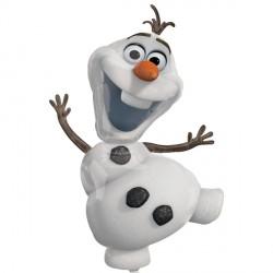 FROZEN OLAF STREET TREAT SHAPE FLAT (10CT)