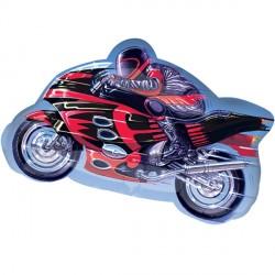 MOTORCYCLE STREET TREAT SHAPE FLAT