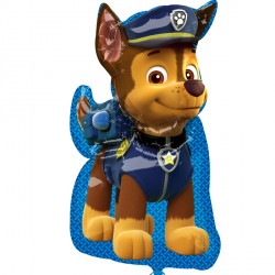 PAW PATROL STREET TREAT SHAPE FLAT (10CT)