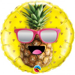"MR. COOL PINEAPPLE 18"" PKT"