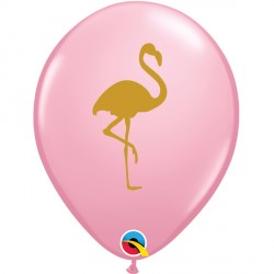 "FLAMINGO 11"" PINK (25CT)"