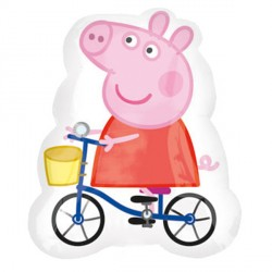 "PEPPA PIG STREET TREAT SHAPE FLAT (19"" x 23"") (10CT)"