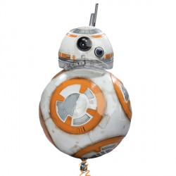 STAR WARS BB8 STREET TREAT SHAPE FLAT (10CT)