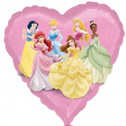 DISNEY PRINCESS STREET TREAT STANDARD FLAT