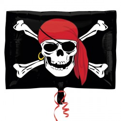 JOLLY ROGER FLAG STREET TREAT STANDARD FLAT