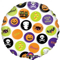 "HALLOWEEN ICONS 18"" SALE"