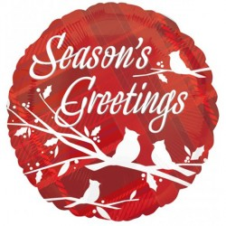 "SEASONS GREETINGS 18"" SALE"
