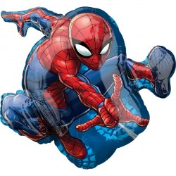 SPIDER-MAN SHAPE P38 PKT