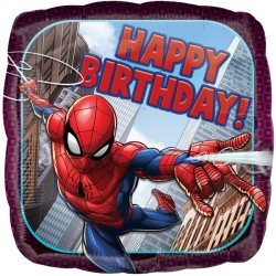 SPIDER-MAN HAPPY BIRTHDAY STANDARD S60 PKT