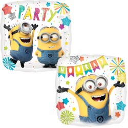 DESPICABLE ME PARTY STANDARD S60 PKT