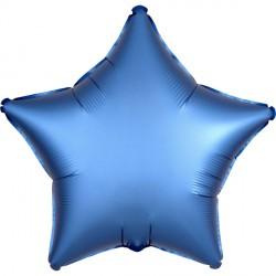 AZURE SATIN LUXE STAR STANDARD S15 FLAT A