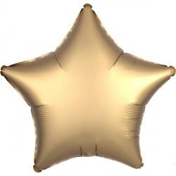 GOLD SATEEN SATIN LUXE STAR STANDARD S15 FLAT A