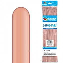 ROSE GOLD 260Q-PAK METALLIC (50CT)