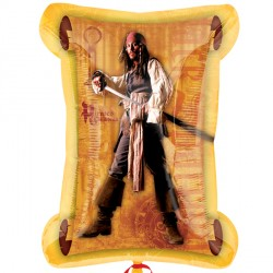 CAPTAIN JACK SCROLL SHAPE SALE