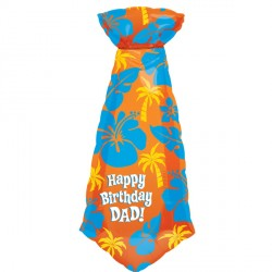 DAD TIE BIRTHDAY SHAPE SALE